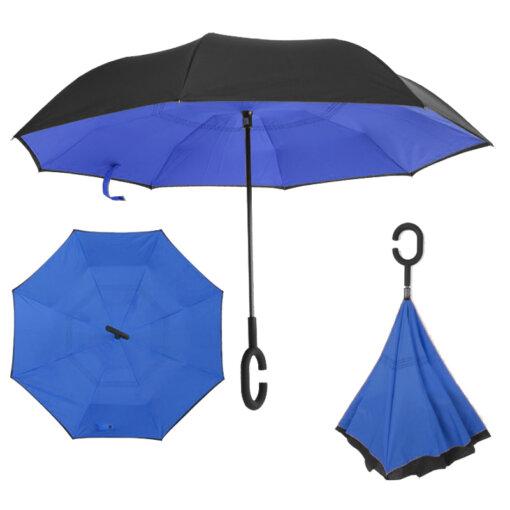 מטרייה הפוכה-מטריות ממותגות