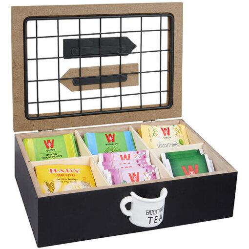 מארז לאכסון תה-מתנות לחורף