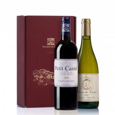 זוג יינות בוטיק-מתנות ללקוחות, מתנות לחגים