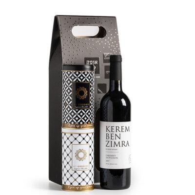 יין ומתוק-מתנות לחגים