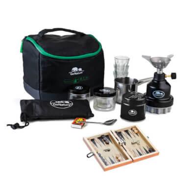 ערכת קפה Go Nature-מתנות לטיולים וקמפינג
