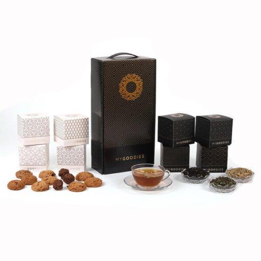 מארז חליטות תה ושוקולד-מארזי שי ומארזי שוקולד