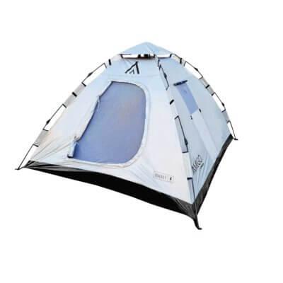 אוהל קמפינג ל-4 GoNature Amigo Quickily-מתנות לטיולים וקמפינג