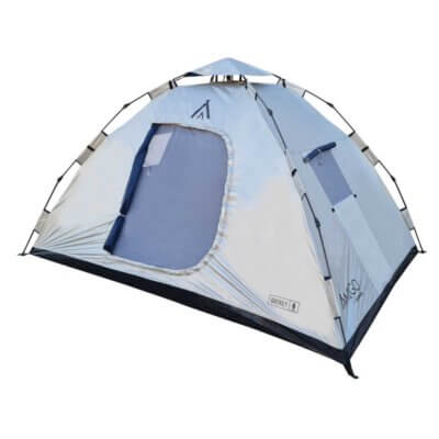 אוהל קמפינג ל-6 פתיחה מהירה Amigo Quickily GoNature-טיולים וקמפינג