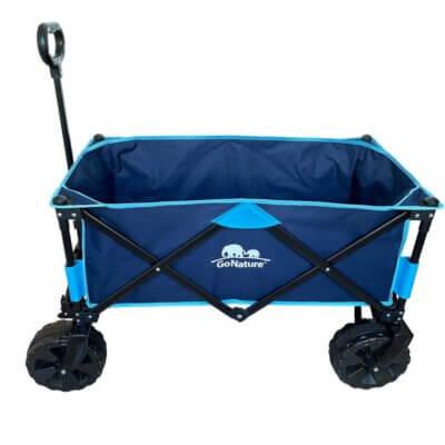 עגלה גלגל שטח רחב OFF ROAD WAGON-מוצרים לטיולים וקמפינג