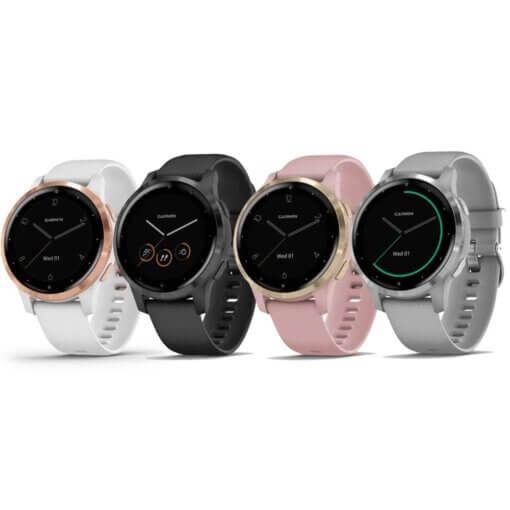 שעון ספורט חכם Garmin Vivoactive 4S -מוצרי כושר וספורט