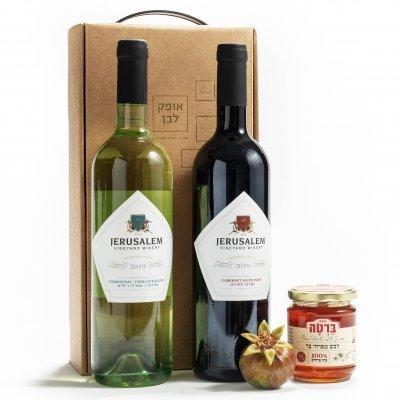 מארז הרי ירושלים-מארזי שי ויין
