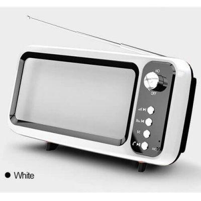 רמקול בצורת טלוויזיה-אלקטרוניקה וגאדג'טים