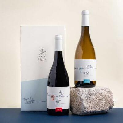מארז מארה של מאיה-מארזי יין