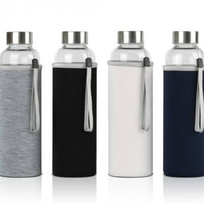 בקבוק זכוכית איכותי-בקבוקי שתייה