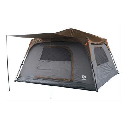 אוהל PANORAMA 8P חום GURO-מוצרים לטיולים וקמפינג