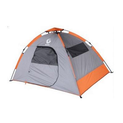 אוהל PANORAMA 2P כתום GURO-מוצרים לטיולים וקמפינג
