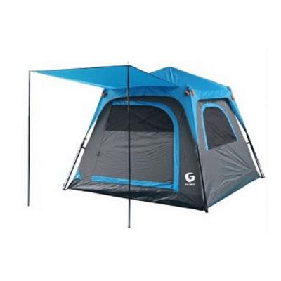 אוהל PANORAMA 4P GURO כחול-מוצרים לטיולים וקמפינג
