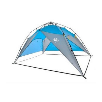 אוהל צל QUEST - כחול GURO-מוצרים לטיולים וקמפינג