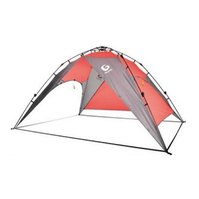 אוהל צל HORIZON - אדום GURO-מוצרים לטיולים וקמפינג